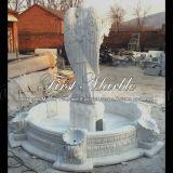 기술 Mf 639를 위한 백색 Carrara 조각품 샘