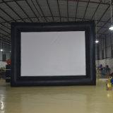 Bâche en pvc produit pour l'affichage écran de cinéma gonflable