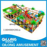 Indoor di plastica Playground con TUV-SGS (QL-3059D)