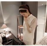 O Rhinestone coreano novo dos acessórios do cabelo peroliza a faixa feericamente do cabelo da faixa do cabelo da noiva de Headwear das meninas dos Headbands