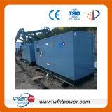 Potencia verde de los generadores del gas