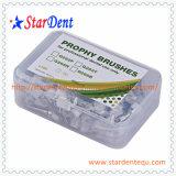 Spazzole di nylon di Prophy del metallo del Ra minore a gettare dentale