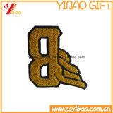 Correção de programa do logotipo do bordado para a roupa (YB-SM-07)