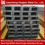 Tipo Manica dell'acciaio per costruzioni edili U con tutti i certificati