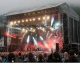 18X10X9m высокая больших алюминиевых опорных освещения концерт опорную трубку складной крыши