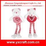 Décoration Valentine (ZY13L886-1-2) Valentine Holiday Bear