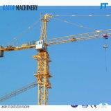 Gebildet reisenden Turmkran Asien der China-im besten Verkaufs-Tc5023 für Aufbau-Maschinerie