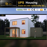 Construction préfabriquée chaude se réunissante rapide de Chambre de nécessaire de vente avec Windows et des portes
