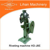 Machine Riveting de garnitures de frein