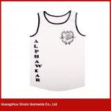 Projetar camisas Sleeveless da V-Garganta T para o esporte (R45)