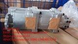 Komatsu Crane Lw OEM250-5 verdadeira bomba de engrenagem hidráulica 705-56-34290