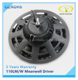 Luz 100W industrial listada de RoHS do Ce com excitador de Meanwell