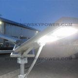 중국은 1개의 LED 태양 가로등에서 모두를 만들었다
