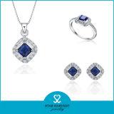 100% Hechos a mano joyas de plata de moda con precios baratos (J-0018)