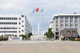 UPVC scelgono la valvola a sfera del sindacato con lo zoccolo o il filetto BSPT NPT
