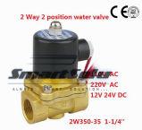 (UD) клапан соленоида 2W350-35 серии 2W