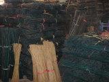 Bâtons en bambou de fleur de couleur normale pour l'usine de Chambre