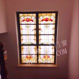 Industrial Windows Grill Design Stainless Steel