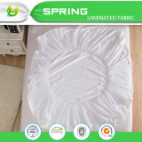 100% Waterproof on Top and Sides Five Sided Bamboo TPU Mattress Protector