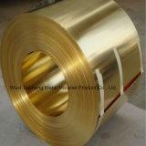 耐久力のある真鍮の棒Hpb63-3 H65|H70真鍮の棒の小さい直径H70の銅合金棒