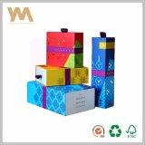 Rectángulo de papel del regalo colorido caliente de la venta
