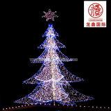 Motiv-Licht der LED-Beleuchtung-110-220V 3D für im Freienweihnachtsdekoration-Licht