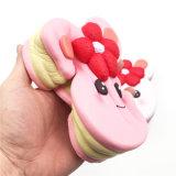 PU-Schaumgummi Kawaii super weiches sahniges Kaninchen-langsames steigendes Squishy Spielzeug