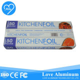Food Service Aluminum Baking Roll for Processed Cheese Packaging