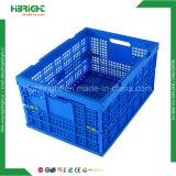 Multi-Employer les caisses compressibles en plastique pour la mémoire