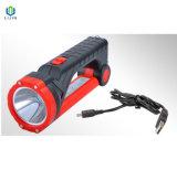3W сильного света Фонарик для использования вне помещений многофункциональный Светодиодный индикатор
