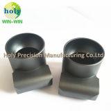 Zandstraalt het Directe Aluminium van de fabriek 6061 T6 CNC Delen met Geanodiseerd