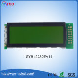 2.5 '' Vertoning LCM van de MAÏSKOLF van de Duim 122X32 de Grafische LCD Stn 122*32 met Splc780d1