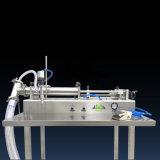 Semi líquido automática Máquina de Llenado de la máquina de embotellamiento de agua