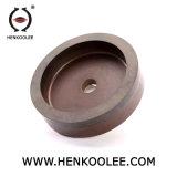 Roda de moedura abrasiva da ligação da resina do elevado desempenho