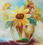 Het populaire Olieverfschilderij van de Impressionist van het Huis Decoratieve Met de hand gemaakte