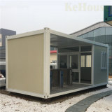 Montagem fácil 20FT Container House para viver o Office/Recipiente prefabricados House