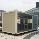 Montagem fácil 20FT Office Casa Contêiner /Recipiente prefabricados House para viver