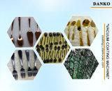 Vakuumtafelgeschirr-Goldsilber-Beschichtungsanlage, Befestigungsteil-Beschichtung-Maschine