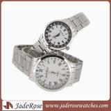 Het in het groot Horloge van de Sporten van het Horloge van het Paar van het Horloge van de Legering van het Polshorloge van het Kwarts van de Manier