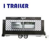 Itrailer fv-30 Mobiel Elektrisch Voedsel Truck Catering Van Kiosk voor de Norm van Nieuw Zeeland