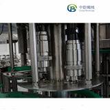 탄산 음료 기계를 만드는 채우는 장비에 의하여 탄화되는 음료 병
