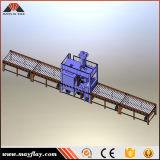 タイプショットブラスト機械、モデルを通したローラー: Mtr-1535p11-8