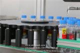 Machine à étiquettes de positionnement rotatoire à grande vitesse de collant pour la bouteille