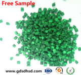 Riempitore Masterbatch di colore verde Baso4 per PP/PE/Po