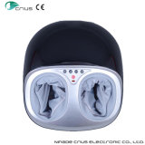 Masajeador de pie de calor de la presión de aire de laminación con desinflar
