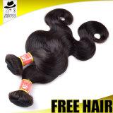 Оптовая продажа волос 100% Unprocessed сырцовая индийская