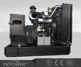 Shangchai 100kw 좋은 성과에 있는 침묵하는 전력 디젤 엔진 발전기