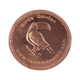 Harte Decklack-Doppelt-Seiten-Herausforderungs-Großhandelsmünzen