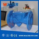 Válvula de verificação do balanço do ferro de molde para o abastecimento de água