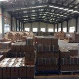 Chaud vendant deux parts de puate d'étanchéité secondaire de silicones dans la couleur noire